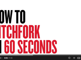 how to dominate pitchfork